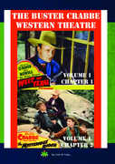 The Buster Crabbe Western Theatre: Volume 1