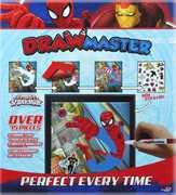 Drawmaster Marvel Ultimate Spider-Man: Spider-Man and Shocker (StarterSet)