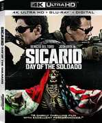 Sicario: Day of the Soldado , Benicio Del Toro