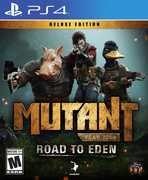 Mutant Year Zero: Road to Eden Deluxe Edition for PlayStation 4