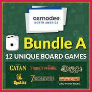 Asmodee Board Games Bundle A