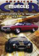 American Musclecar: Ford Fairlane GT & Talladega , Tony Messano