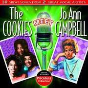 The Cookies Meet Jo Ann Campbell