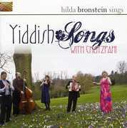 Hilda Bronstein Sings Yiddish Songs
