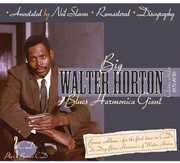 Blues Harmonica Giant , Walter Horton