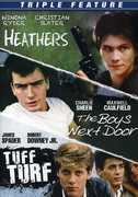 Triple Feature: Heathers /  Boys Next Door /  Tuff Turf , James Spader