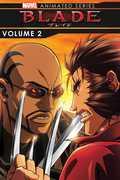 Blade: Marvel Animated Series: Volume 2 , Harold Perrineau