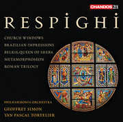 Church Windows /  Brazilian Impressions , Ottorino Respighi