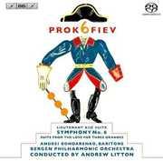 Symphony 6 , Andrew Litton
