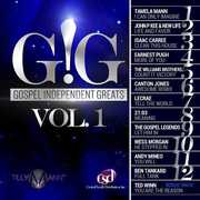 Gig: Gospel Independent Greats 1 /  Various , Various Artists