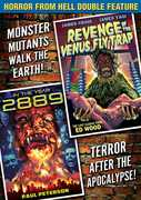Horror from Hell Double Feature: Revenge of the Venus Flytrap /  In the Year 2889 , James Craig