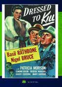 Sherlock Holmes Dressed To Kill , Basil Rathbone