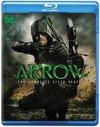 Arrow: The Complete Sixth Season (DC) , Stephen Amell