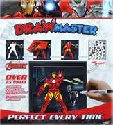 Drawmaster Marvel Avengers: Iron Man and Whiplash (Starter Set)