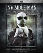 The Invisible Man: Complete Legacy Collection , John Barrymore