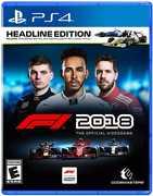 Formula 1 2018 for PlayStation 4