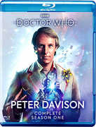 Doctor Who: Peter Davison: Complete Season One , Peter Davison