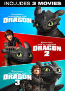 How to Train Your Dragon: 3-Movie Collection , Jay Baruchel