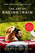 The Art of Racing in the Rain: A Novel (Movie Tie in)