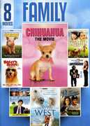 8-Movie Family Pack , Dean Cain