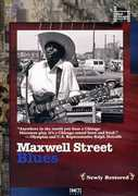 Maxwell Street Blues , Blind Arvella Gray