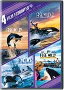 4 Film Favorites: Free Willy Collection