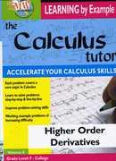 Higher Order Derivatives , Jason Gibson