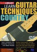 Learn Guitar Techniques: Country Albert Lee Style , Steve Trovato