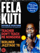 Fela Kuti: Double Feature - Teacher Don't Teach Me /  Berliner Jazztage , Fela Kuti