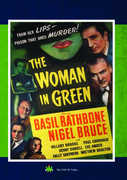 The Woman in Green , Basil Rathbone