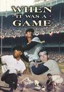 When It Was a Game , Joe DiMaggio