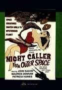 Night Caller from Outer Space , Jack Watson