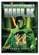 The Incredible Hulk: Season Three , Bill Bixby