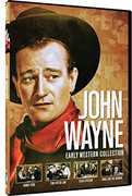 John Wayne: Early Westerns Triple Feature