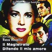 Il Magistrato: Difendo Il Mio Amore (Original Soundtrack) [Import] , Renzo Rossellini