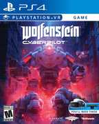 Wolfenstein: Cyberpilot VR for PlayStation 4