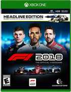 Formula 1 2018  for Xbox One