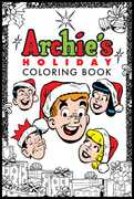 Archie's Holiday Coloring Book