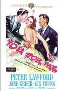 You For Me , Peter Lawford