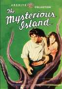 The Mysterious Island , Lionel Barrymore