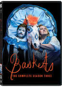 Baskets: The Complete Season Three , Zach Galifianakis