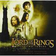 The Lord of the Rings: The Two Towers (Original Soundtrack) , Various Artists