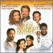 Much Ado About Nothing (Original Soundtrack)