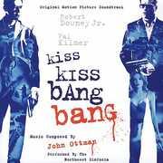 Kiss Kiss Bang Bang (Original Soundtrack)