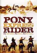 Pony Express Rider , Ken Curtis