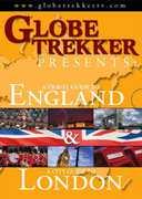 Globe Trekker: England London , Andrew Daddo