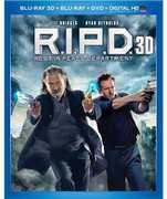 R.I.P.D. , Ryan Reynolds
