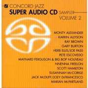 Concord Jazz Super Audio Cd Sampler, Vol. 2 , Various Artists