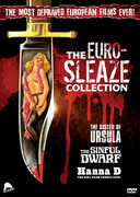 The Euro-Sleaze Collection , Anne Sparrow