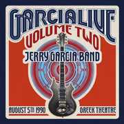 GarciaLive Vol.2 - August 5Th 1990  Greek Theater